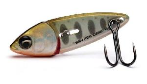Savage Gear Switch Blade Minnow - olive smolt 3.8cm 5g